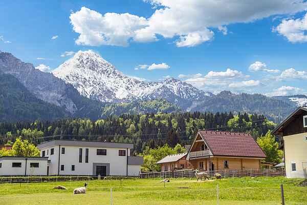 Sommerhus i Gemeinde Finkenstein am Faaker See