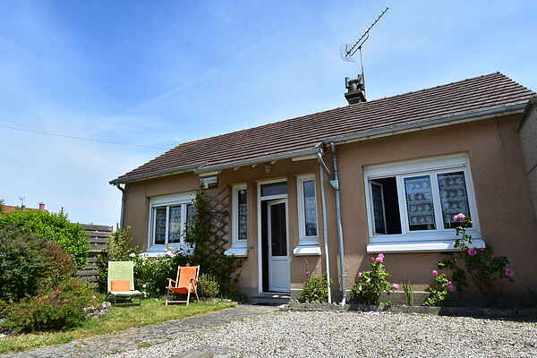 Holiday home in Agon-Coutainville