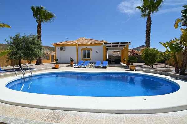 Villa i Mazarrón