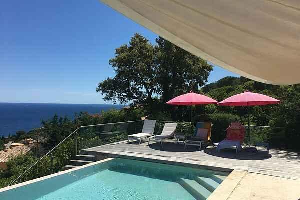 Villa i Roquebrune-sur-Argens