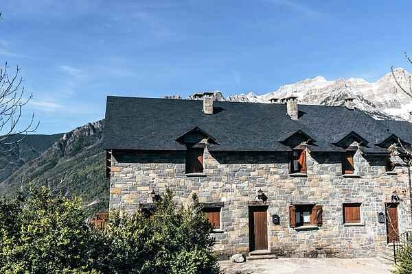 Sommerhus i Hoz de Jaca