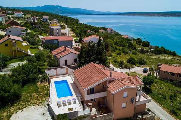 Sommerhus i Maslenica