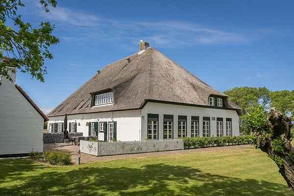 Gårdhus i De Cocksdorp