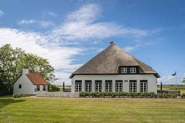 Farm house in De Cocksdorp