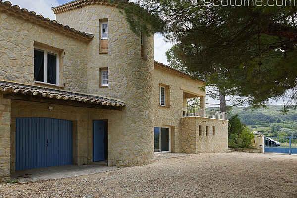 Villa i Villedieu