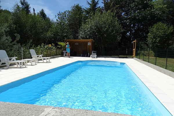 Sommerhus i Menat