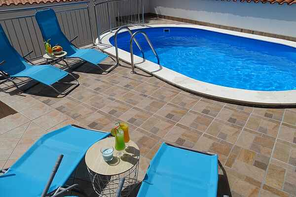 Appartement in Crikvenica