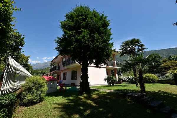 Villa i Mergozzo
