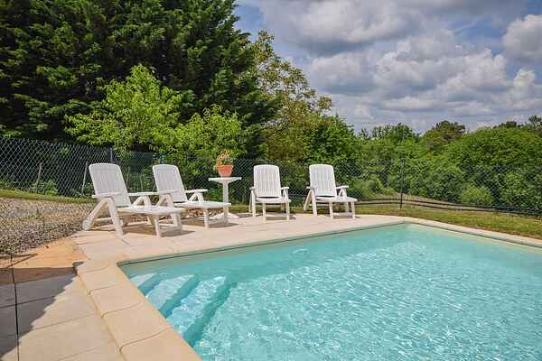 Holiday home in Lacapelle-Cabanac
