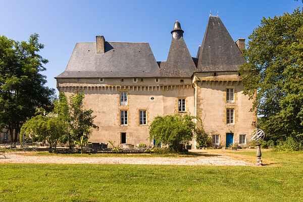 Slot i Chalais