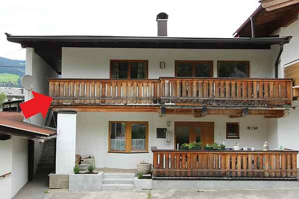 Appartamento in Brixen im Thale