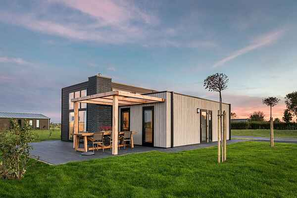 Bungalow i Zuid-Holland