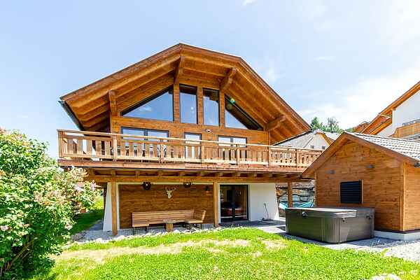 Sommerhus i Sankt Margarethen im Lungau
