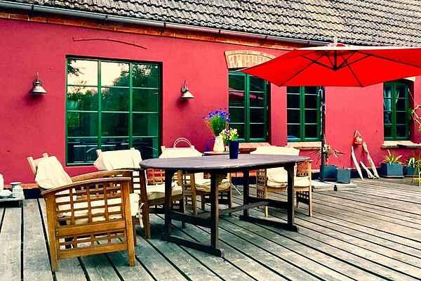 Ferienwohnung in Neuburg