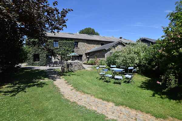 Sommerhus i Montleban