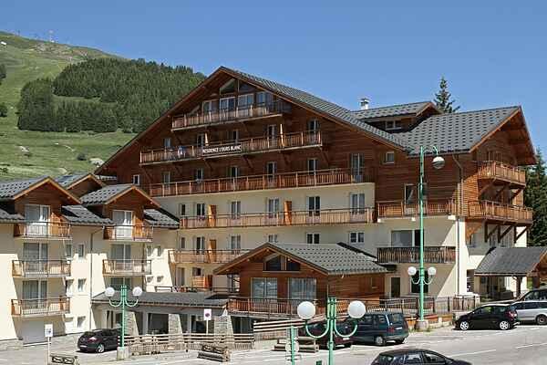 Ferielejlighed i Les deux Alpes