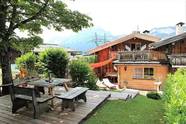 Hytte i Sankt Johann in Tirol