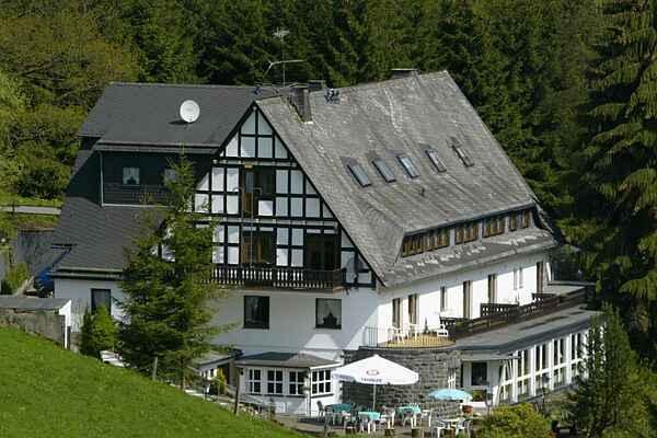 Holiday home in Züschen