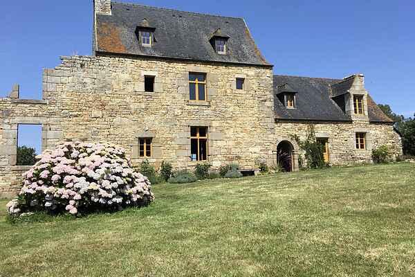 Herregård i Saint-Jean-du-Doigt