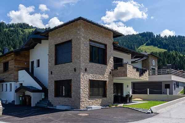 Ferielejlighed i Hollersbach im Pinzgau