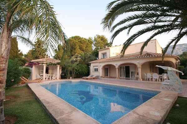 Villa i Dénia