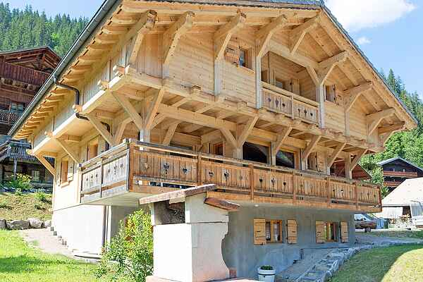 Cottage in Châtel