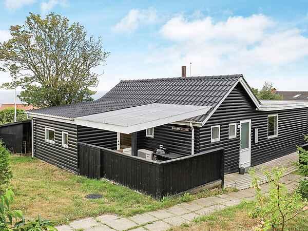 Sommerhus ved Sjelborg Strand