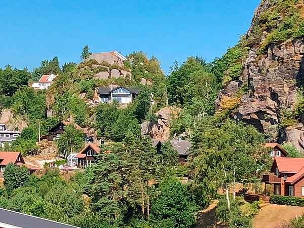 Sommerhus i Lussevika