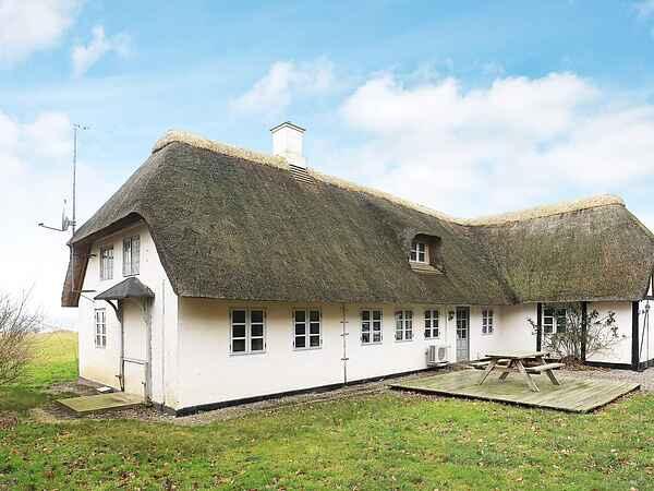 Sommerhus i Vornæs