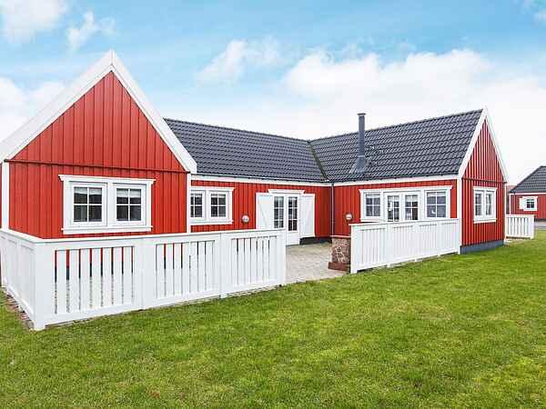 Sommerhus ved Vejby Strand