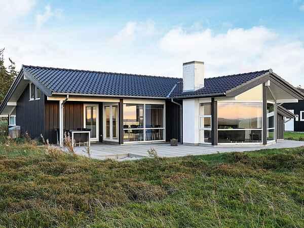Sommerhus ved Trend Strand