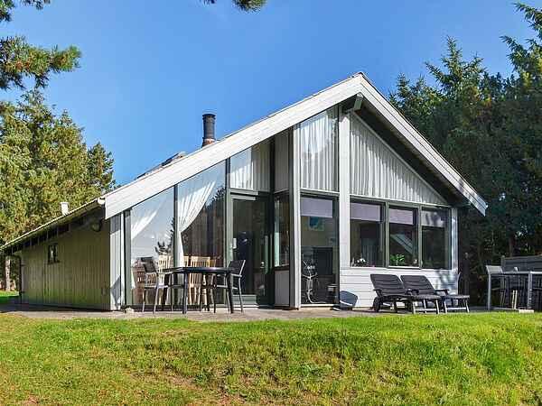 Sommerhus i Vesteregnen