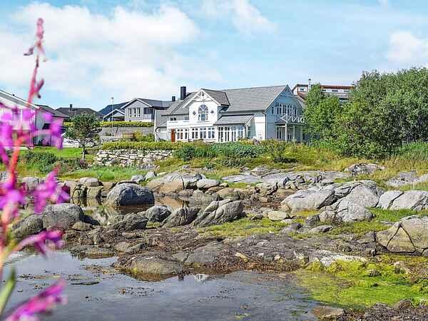 Sommerhus i Ballstad
