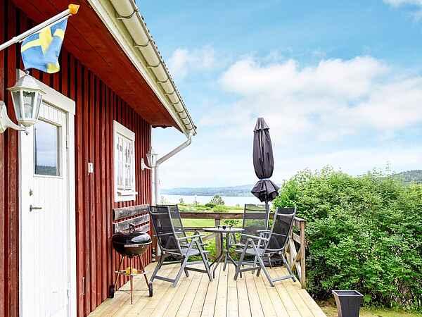 Ferienhaus in Årjäng SO