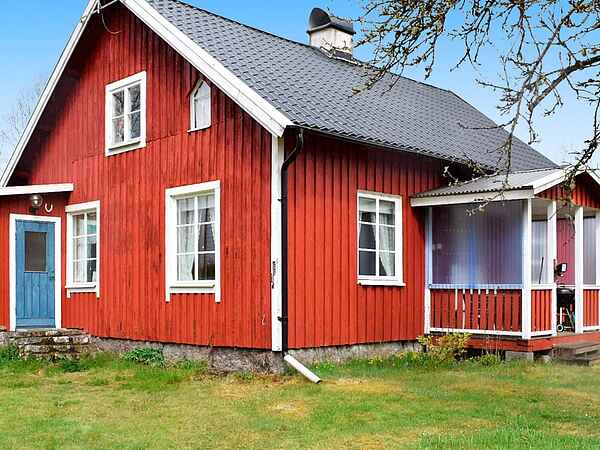 Holiday home in Högsby NV