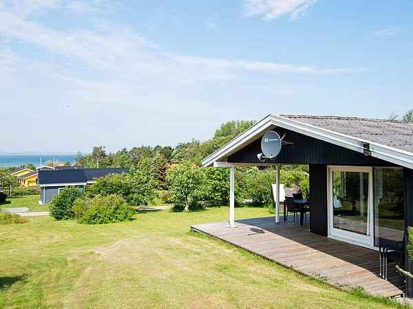 Casa de vacaciones en Skødshoved Strand