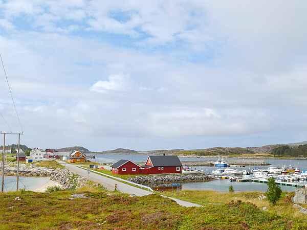 Sommerhus i Nærøy