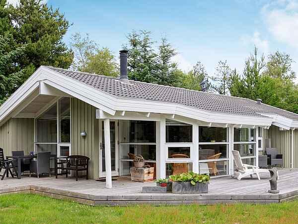 Casa vacanze in Napstjært Strand