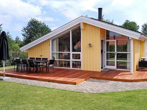 Casa vacanze in Pøt Strand
