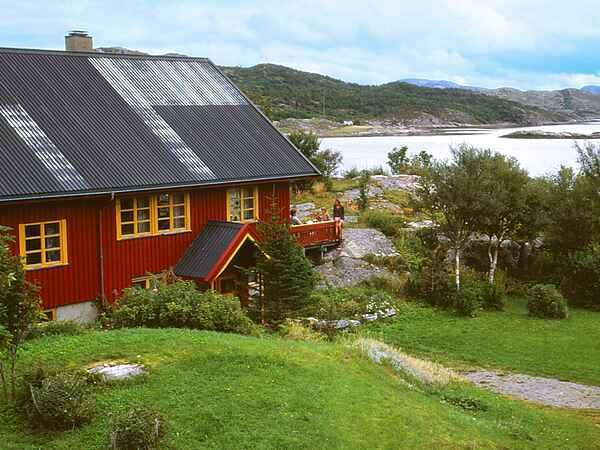 Holiday home in Flatanger kommune