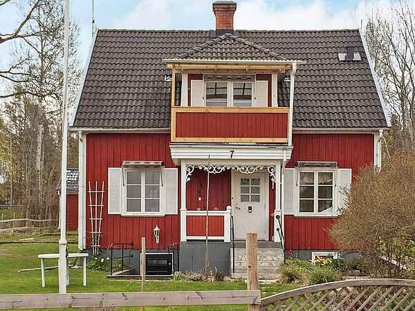 Casa vacanze in Gullspång N