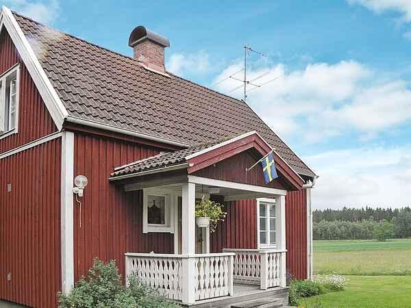 Holiday home in Gullspång N