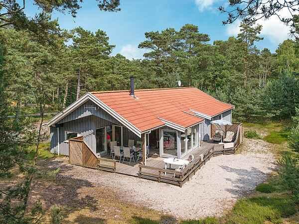 Sommerhus ved Dueodde Strand