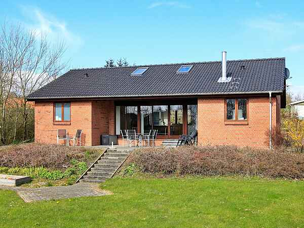 Holiday home in Toftum Bjerge