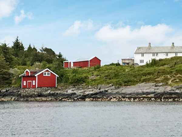 Holiday home in Fræna Municipality