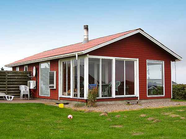 Holiday home in Gjellerodde Strand