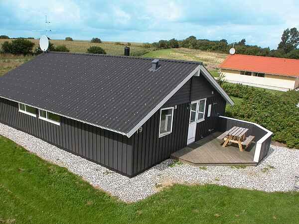 Casa de vacaciones en Hvidbjerg