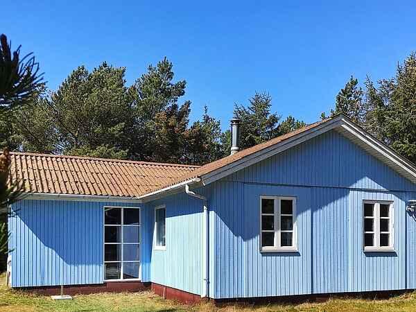 Sommerhus ved Stenbjerg Strand