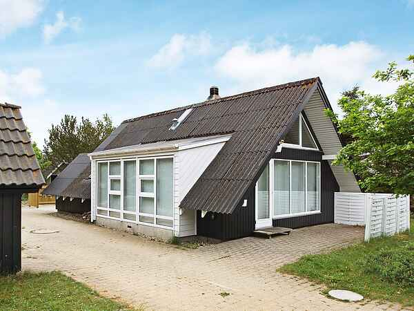 Holiday home in Hemmet Strand