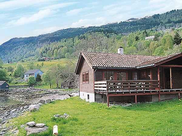 Sommerhus i Hennebygda